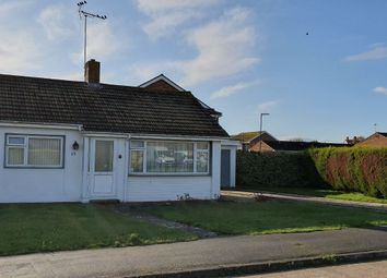 Thumbnail 1 bed bungalow for sale in Landseer Drive, Selsey