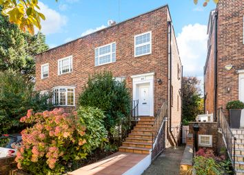 Thumbnail 4 bed semi-detached house for sale in Boundary Road, London