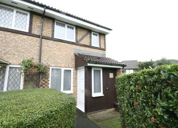 Thumbnail 1 bed end terrace house to rent in Harrier Road, Colindale