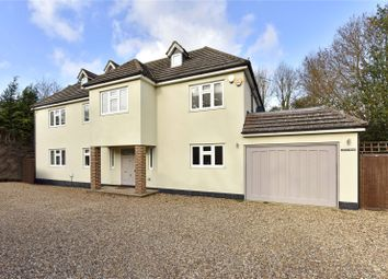 Thumbnail 5 bedroom detached house to rent in Stoke Road, Cobham, Surrey