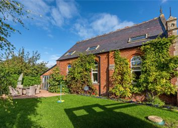 Thumbnail 4 bed detached house for sale in High Street, Bishopstone, Swindon, Wiltshire