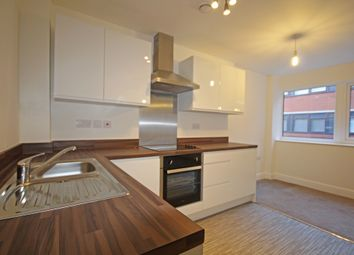 Thumbnail Studio to rent in Norman House, Friar Gate, Derby