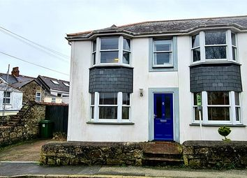 Thumbnail 3 bed semi-detached house for sale in Bolitho Road, Heamoor, Penzance.