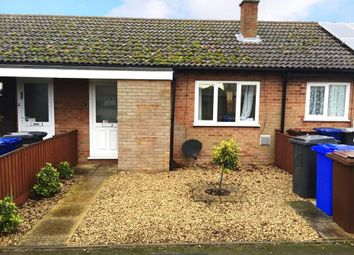 Thumbnail 1 bed bungalow to rent in Roebuck Drive, Lakenheath, Brandon