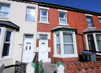 Thumbnail 2 bedroom terraced house for sale in Fenton Road, Blackpool