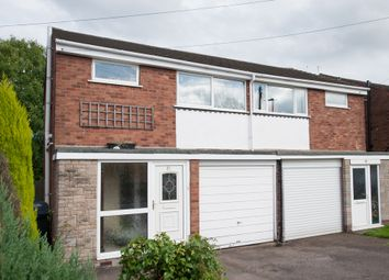 Thumbnail 3 bed semi-detached house for sale in Freeman Drive, Walmley, Sutton Coldfield