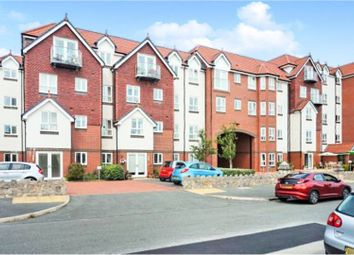 Thumbnail 1 bed flat for sale in Abbey Road, Rhos On Sea