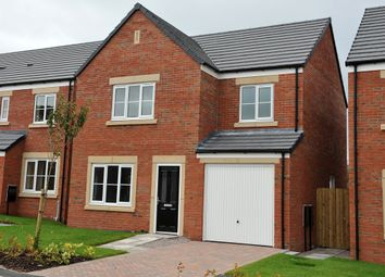 "Thumbnail 4 bed detached house for sale in ""The Roseberry "" at Old Torrington Road, Barnstaple"