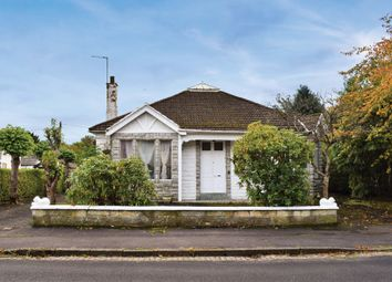 Thumbnail 3 bed detached bungalow for sale in Mulberry Road, Newlands, Glasgow