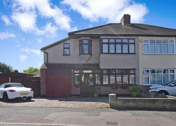 Thumbnail 5 bed semi-detached house for sale in Beverley Gardens, Hornchurch, Essex