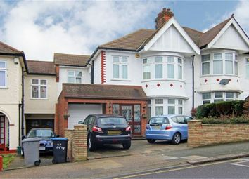 Thumbnail 4 bedroom semi-detached house for sale in Park View Road, London