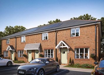 Thumbnail 2 bed terraced house for sale in Plot 3, Sudbrook, Caldicot