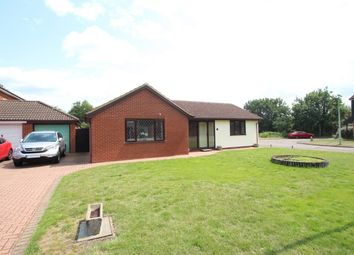 Thumbnail 2 bed detached bungalow for sale in Parkers Place, Martlesham Heath, Ipswich