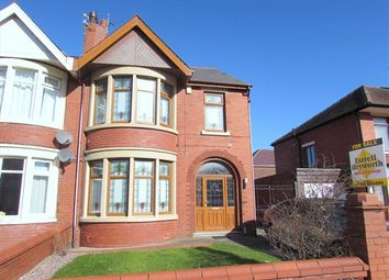 Thumbnail 4 bed property for sale in Knowle Avenue, Blackpool