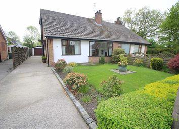 Thumbnail 2 bed semi-detached bungalow for sale in Tunbrook Avenue, Grimsargh, Preston