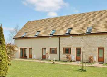 Thumbnail 2 bed terraced house for sale in Oaksey Park, Oaksey, Wiltshire.
