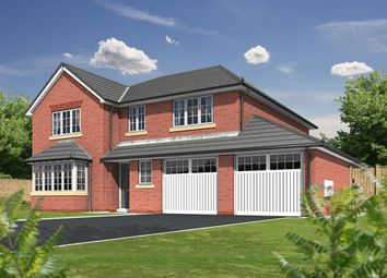 Thumbnail 4 bed detached house for sale in Moorland Road, Poulton-Le-Fylde