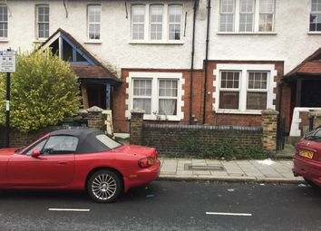 Thumbnail 3 bed terraced house to rent in Lyham Road, London