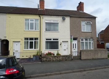 Thumbnail 2 bed terraced house for sale in Coalville Lane, Ravenstone, Leicestershire