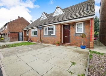 Thumbnail 2 bed bungalow for sale in Mercer Street, Newton-Le-Willows, Merseyside