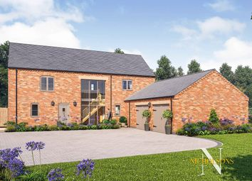 Thumbnail 4 bed detached house for sale in Field View Gardens, Ranskill, Retford, Nottinghamshire