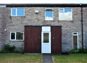 Thumbnail 3 bed terraced house for sale in Barnstock, Peterborough