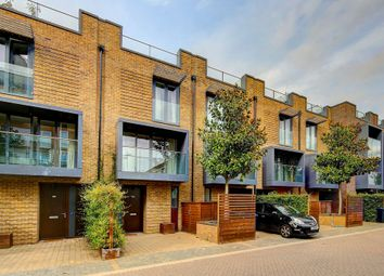 Thumbnail 5 bed town house for sale in Bromyard Avenue, London