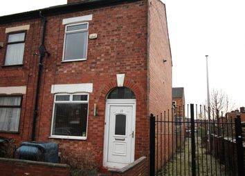 Thumbnail 2 bed terraced house for sale in Atherton Street, Stockport