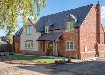 Thumbnail 5 bed detached house for sale in Plot 6, Brick Kiln Lane, Shepshed