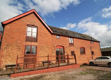 Thumbnail 2 bed flat to rent in Pynes Farm, Poltimore, Exeter