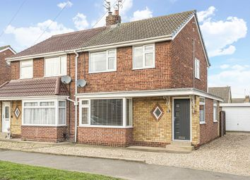 Thumbnail 3 bed semi-detached house for sale in Molescroft Park, Beverley, East Yorkshire