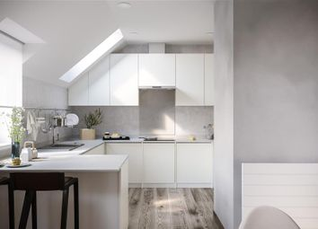 Thumbnail 2 bed flat for sale in Lawton Green, Loughton, Essex