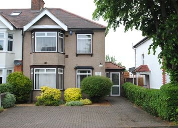 Thumbnail 3 bed semi-detached house for sale in Sunnyside Gardens, Upminster, Essex