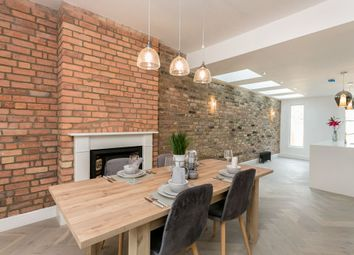 Thumbnail 5 bed terraced house for sale in Knighton Road, Forest Gate, London