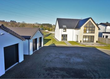 Thumbnail 4 bedroom detached house for sale in Drum, Kinross