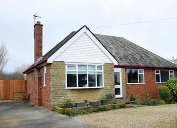 Thumbnail 4 bedroom detached bungalow for sale in Midgeland Road, Blackpool, Lancashire