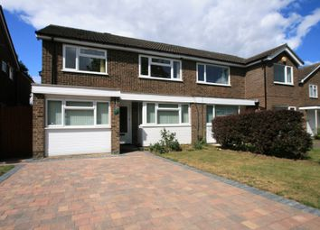 Thumbnail 4 bed semi-detached house to rent in Byron Avenue, Lexden, Colchester, Essex