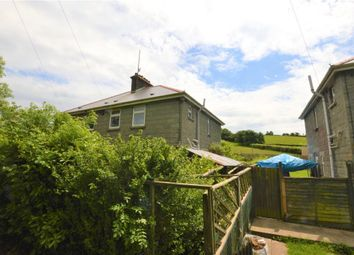 Thumbnail 3 bedroom semi-detached house for sale in Burnshall Cottages, Chillaton, Lifton