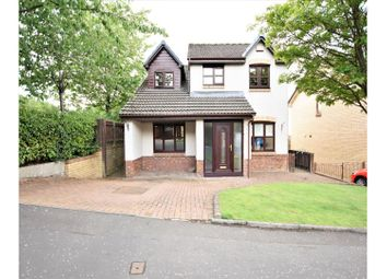 Thumbnail 4 bed detached house for sale in Nelson Crescent, Motherwell