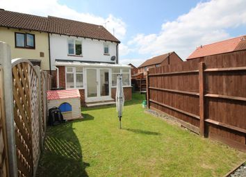 Thumbnail 2 bed end terrace house for sale in Latimer Drive, Calcot, Reading
