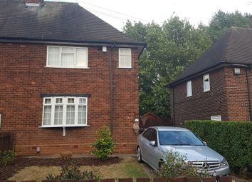 Thumbnail 3 bedroom semi-detached house to rent in Beechdale Road, Nottingham