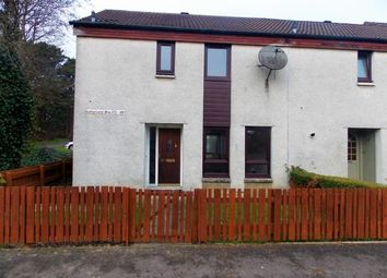 Thumbnail 3 bed end terrace house for sale in Sutherland Way, Livingston