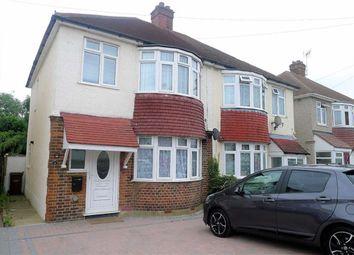 Thumbnail 3 bed semi-detached house to rent in Solomon Road, Rainham, Gillingham