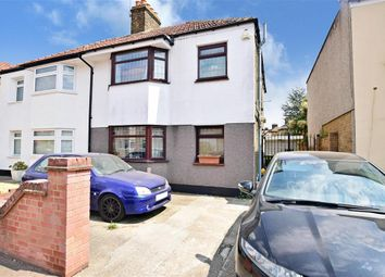 Thumbnail 3 bed semi-detached house for sale in Avondale Road, Welling, Kent
