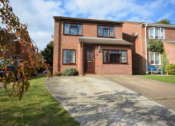 Thumbnail 3 bed detached house for sale in The Parklands, Carlton Colville, Lowestoft