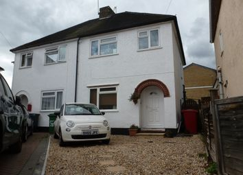 Thumbnail 3 bed semi-detached house for sale in Charter Road, Burnham, Slough
