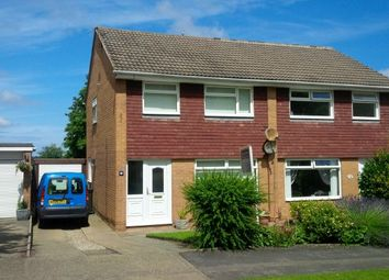 Thumbnail 3 bed semi-detached house for sale in Enfield Chase, Hunters Hill, Guisborough