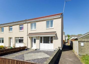 Thumbnail 3 bed end terrace house for sale in Hawthorn Place, Troon, South Ayrshire