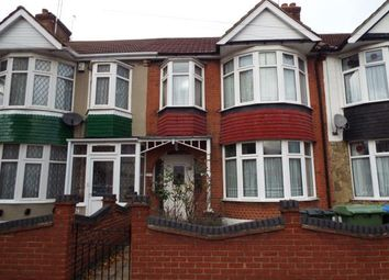 Thumbnail 3 bed terraced house for sale in Manton Road, Abbey Wood, London, Uk