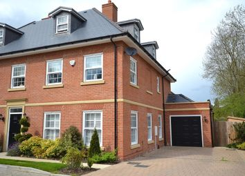 5 bed semi-detached house for sale in Bluebell Drive, Rickling Green, Saffron Walden, Essex CB11